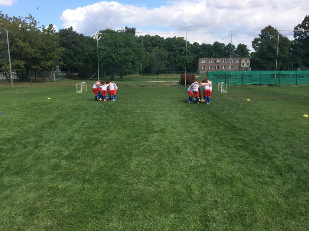 VfB Cottbus: 1.Sommerferiencamp
