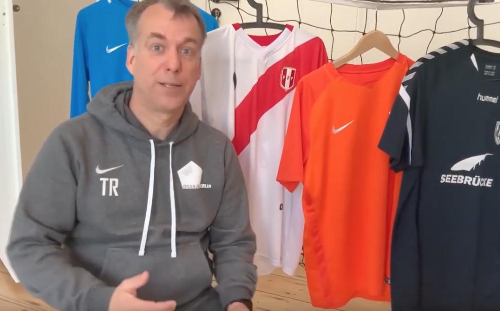 Oranje Berlin | Die Traumelf für Folge 2!