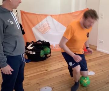 Oranje Berlin | Kinderzimmerfußball Folge 3